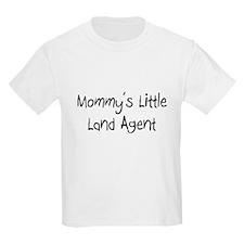 Mommy's Little Land Agent T-Shirt