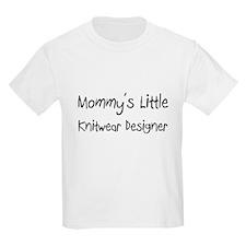 Mommy's Little Knitwear Designer Kids Light T-Shir