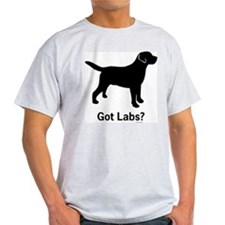 Got Labs? Silhouette T-Shirt