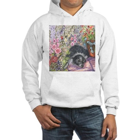 Just another flower... (squar Hooded Sweatshirt
