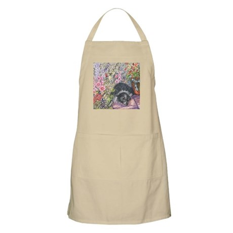 Just another flower... (squar BBQ Apron