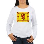 Scotland Women's Long Sleeve T-Shirt
