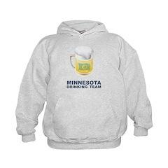 Minnesota Drinking Team Hoodie