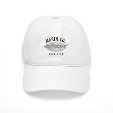 Marin County Surf Team Baseball Cap