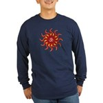 Dancing Wu-Li OM Long Sleeve Dark T-Shirt