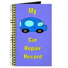 My Car Repair Record