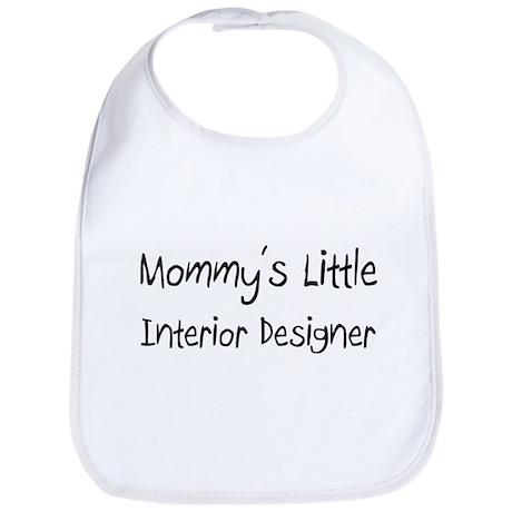 Mommy's Little Interior Designer Bib