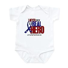 Never Knew A Hero 2 Military (Boyfriend) Infant Bo