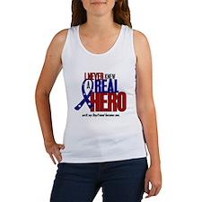 Never Knew A Hero 2 Military (Boyfriend) Women's T