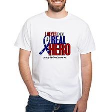 Never Knew A Hero 2 Military (Boyfriend) Shirt
