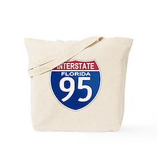 I-95 Florida Tote Bag