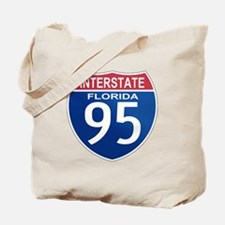 I-95 Florida Tote Bag