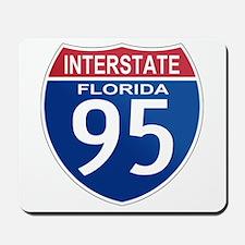 I-95 Florida Mousepad