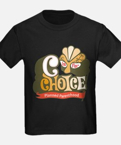 C is for Choice T