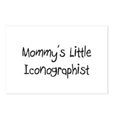 Mommy's Little Iconographist Postcards (Package of