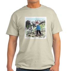 Looking Over The Mountains T-Shirt
