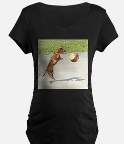 Jumping Doxie T-Shirt