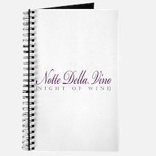 Notte Della Vino Journal