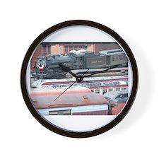 Steamtown Steam Wall Clock