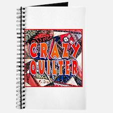 Crazy Quilter Journal