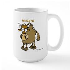 Yak, yak, yak! Mug