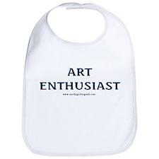 Art Enthusiast! Bib