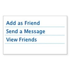 Add as Friend Rectangle Decal