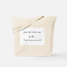 Twin-Twin Situation Tote Bag