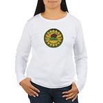 Kansas Game Warden Women's Long Sleeve T-Shirt