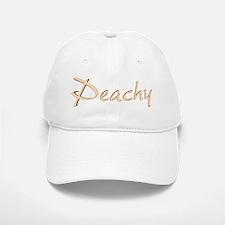 Peachy Baseball Baseball Cap