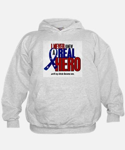 Never Knew A Hero 2 Military (Uncle) Hoodie