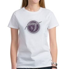 Unique Atheist symbol Tee