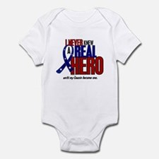 Never Knew A Hero 2 Military (Cousin) Infant Bodys