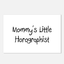 Mommy's Little Horographist Postcards (Package of