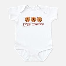 Yoga Warrior Infant Bodysuit