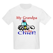My Grandpa is the Chief T-Shirt