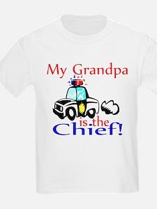 My Grandpa is the Chief T-Shirt