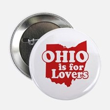 Ohio is for Lovers Button