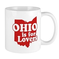 Ohio is for Lovers Mug
