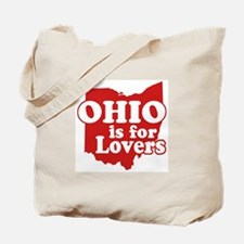 Ohio is for Lovers Tote Bag