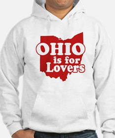 Ohio is for Lovers Hoodie