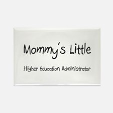 Mommy's Little Higher Education Administrator Rect