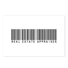 Real Estate Appraiser Barcode Postcards (Package o