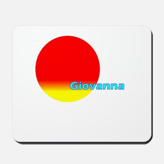 Giovanna Mousepad