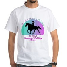 A Woman's Place is on a TWH! Shirt