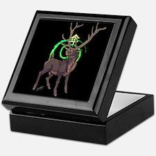 Owl Stag Keepsake Box