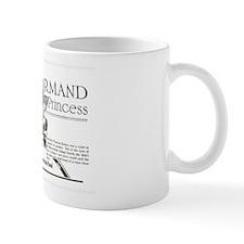 Mabel Normand Slim Princess 1920 Mug