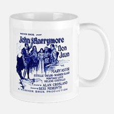 John Barrymore Don Juan 1924 Mug