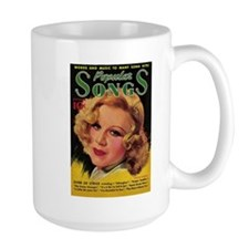 Ginger Rogers Ceramic Mugs