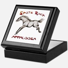 3_Spots Rock Keepsake Box